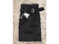 Ladies Miss Sixty fitted high waisted skirt - size M ***NEW WITH TAGS***