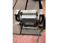 Used draper bench grinder