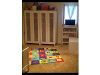 IKEA Children's wardrobe & chest set