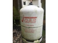 Full butane gas bottle 13kg