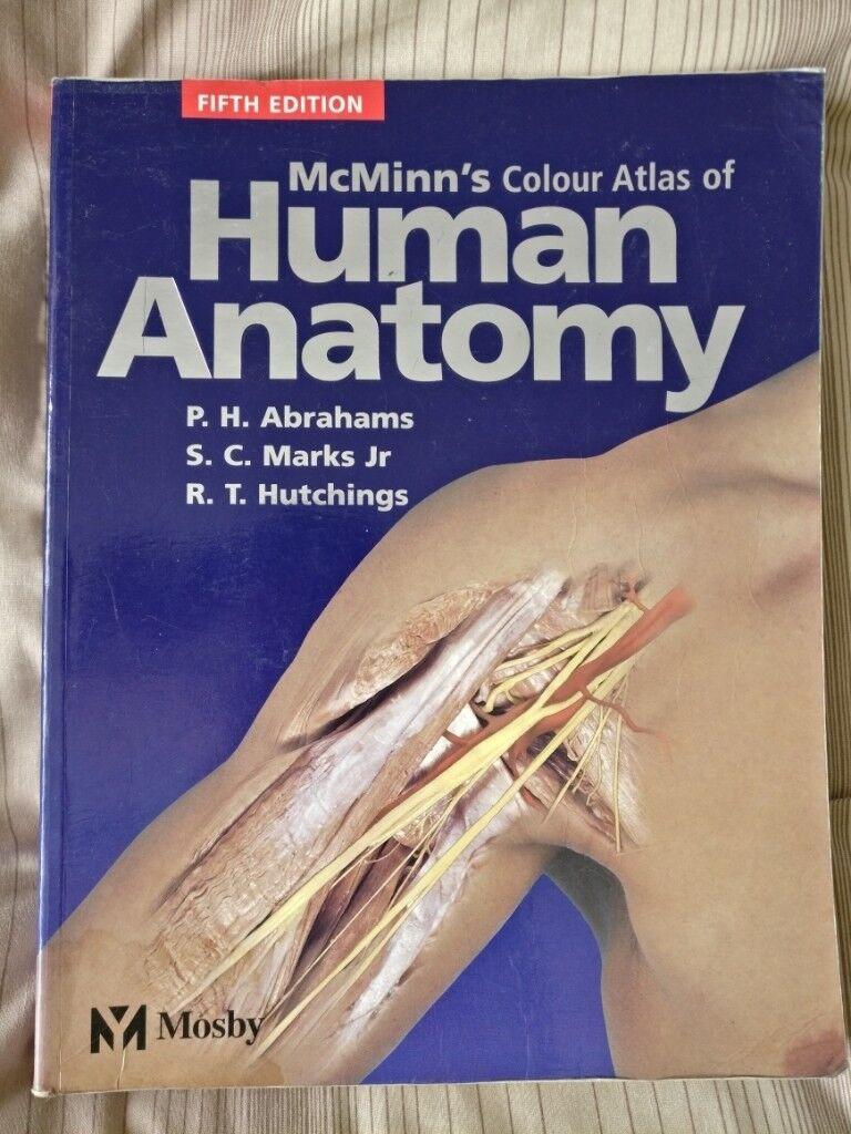 McMinn\'s Colour Atlas of Human Anatomy | in Brentford, London | Gumtree