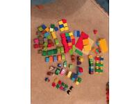 Mixed bag of Duplo