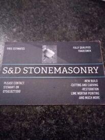 STONEMASONS S&D Stonemasonry