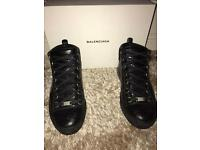 Men's Balenciaga size 7 (fits uk 8) used but in very good condition