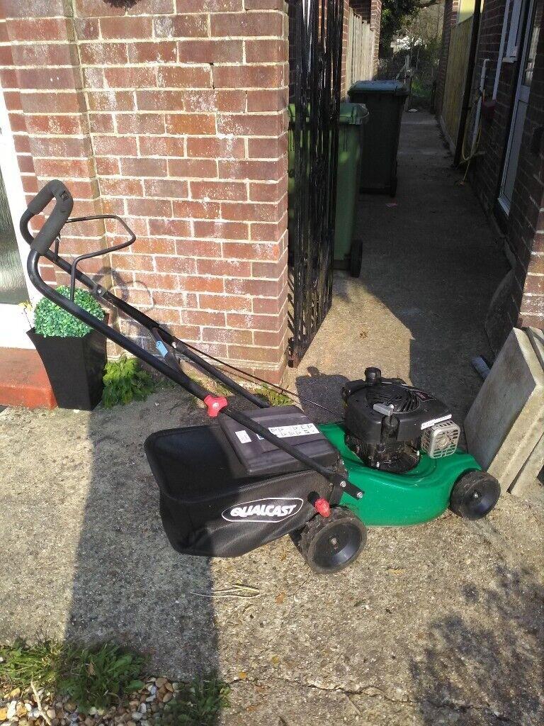 Qualcast petrol lawnmower | in Fareham, Hampshire | Gumtree