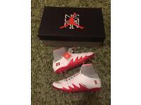 Nike Jr Hypervenom Phantom II FG Neymar Jordan Football boots U.K. Size 3.5