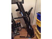 Pro Fitness Electric Fold Away Treadmill