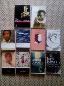 Collection of Set Texts for Open University Module A230 Reading and Studying Literature