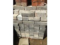 200 bricks 25p each