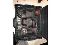 Bosch gsb 18 2 li plus drill 3ah li lon £70 good condition