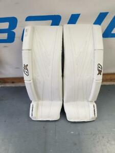 Brian's Gnetik 8.0 Junior Ice Hockey Goalie Pads *Clearence Sale*
