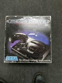 Mega drive 1 box only