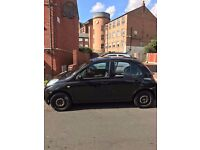 Black 5dr 04 Nissan Micra, MOT & Taxed, good first car / run around