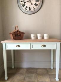 Kitchen side hall table / dressing table