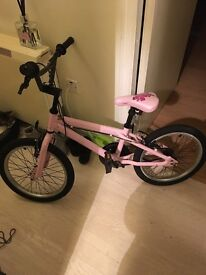 "Girls 18"" apollo bmx"
