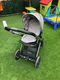 3 in 1 pram great condition for sale