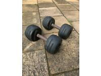 15KG Dumbbell Weights