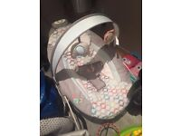 baby bouncer electric bouncer mint condition never used.