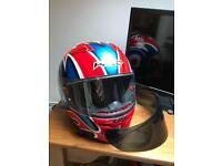 KBC Karl Harris Replica Helmet