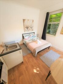 ** Studio Flat to rent in Charminster **