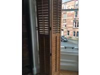 Natural Wooden Shutters for use as replacements or spares