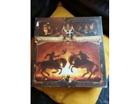 Warriors and traders boardgame (opened box but never played )