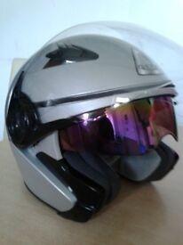 motocycle helmet