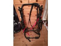 Halfords Rear High Mount 3 Cycle bike Carrier