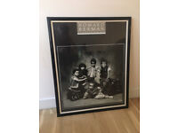 HOWARD BERMAN PRINT IN QUALITY FRAME - £45 - CASH ON COLLECTION