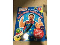 Brand new mr tumble's being good activity book, rewards and stickers