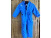 Ski Suit 4-5 years