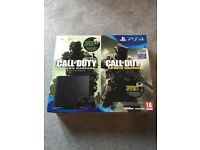 Brand New PS4 Call of Duty Bundle with extra Controller