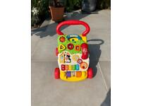 Fisher Price first steps baby walker