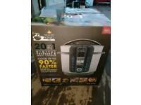 Pressure King Pro (6L) 20-in-1 Digital Pressure Cooker 1000W
