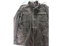 Vintage all saints men's jacket
