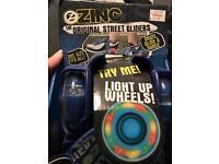 Zinc light up wheels for sale