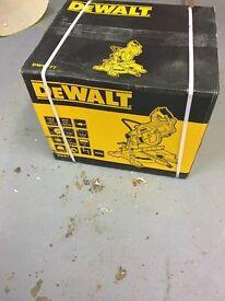 Dewalt DWS777 SLIDING MITRE SAW