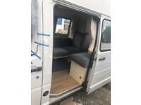 Renault Traffic Camper Van