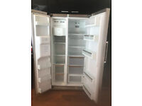 Great condition Siemens American Style Fridge Freezer