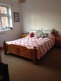 2 bed flat in a quiet area of Didsbury