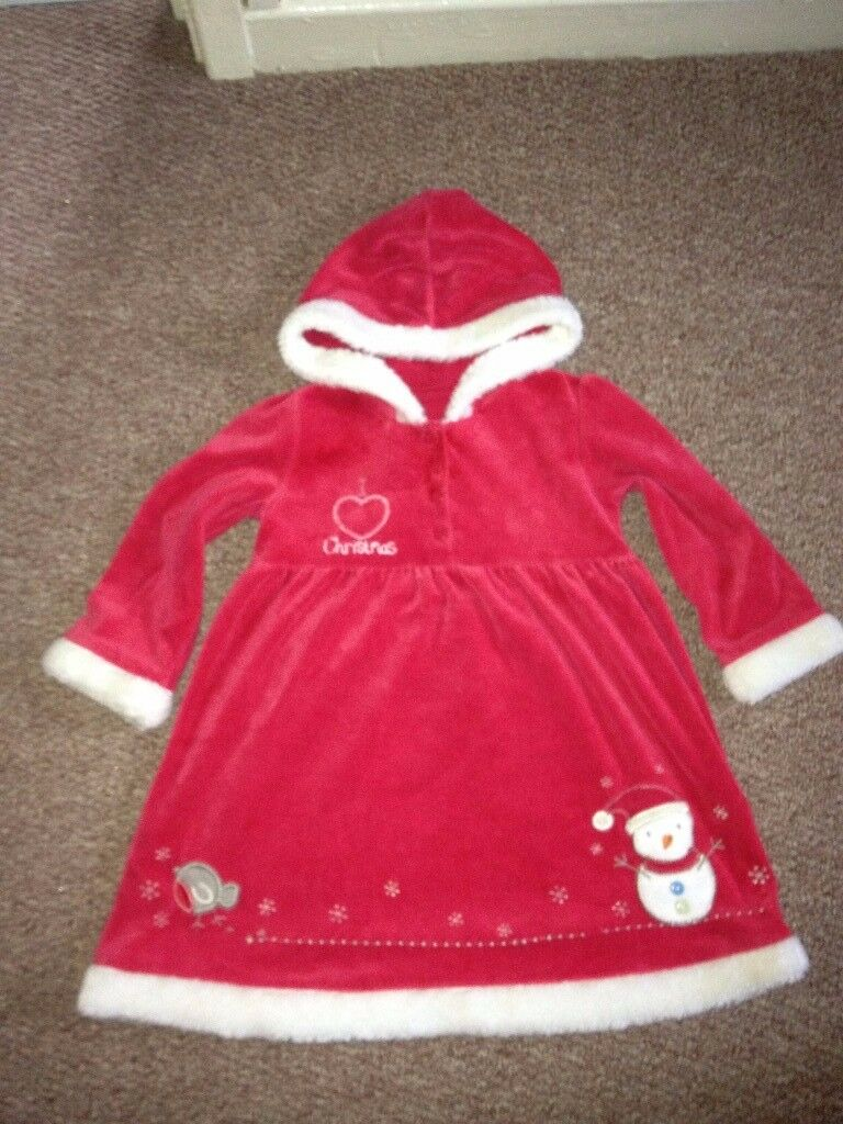 Girls age 2-3 Christmas dress