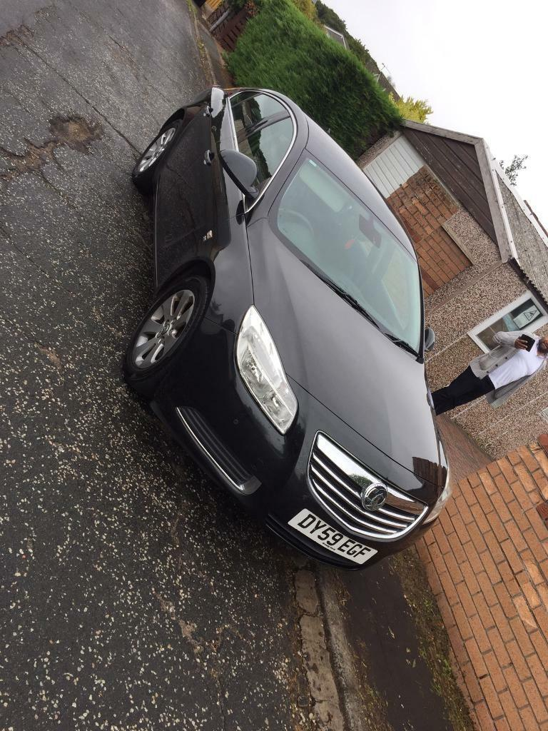 Vauxhall Insignia 2 0 Litre Cdti Spares or Repair | in Newton Mearns,  Glasgow | Gumtree