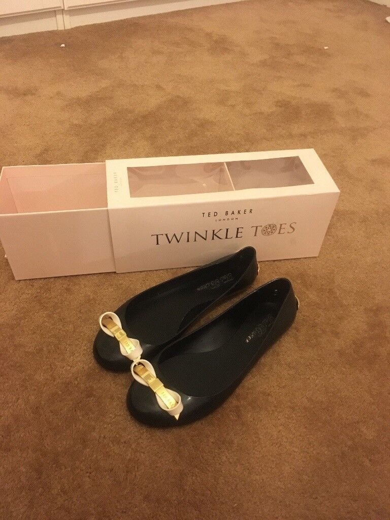 Ladies tedbaker shoes size 4 brand new bargain