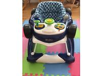CAR BABY WALKER & BOUNCER (2 in 1)