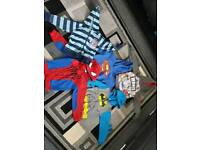 Super hero hoodies