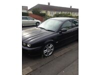 Jaguar X Type 2.5 v6 Petrol Black
