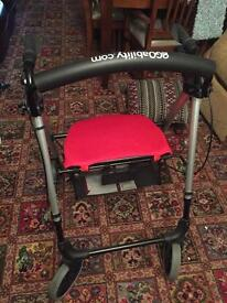 2Go Mobility Pace Rollator