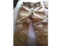 Tuzo Motorbike Trousers - Size 10