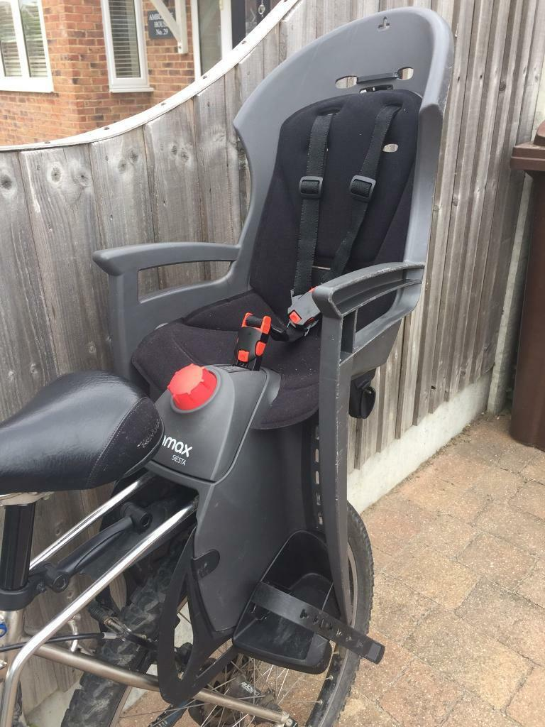 premium selection hot product vast selection Hamax Siesta Bike Seat for child | in Sittingbourne, Kent | Gumtree