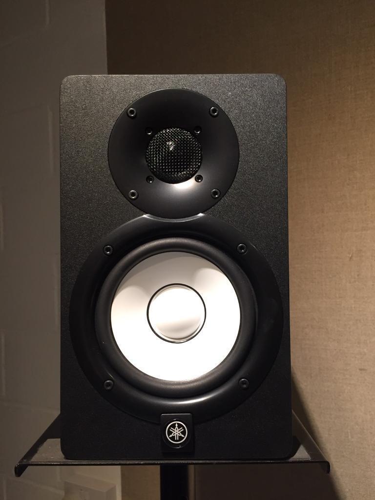 Yamaha Hs5 Active Studio Monitor Pair In Highbury London Gumtree Powered